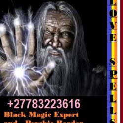 Black magic and Witchcraft Spell caster