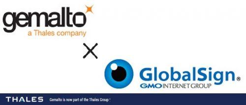 GlobalSign Inc.擁有SafeNet數據保護
