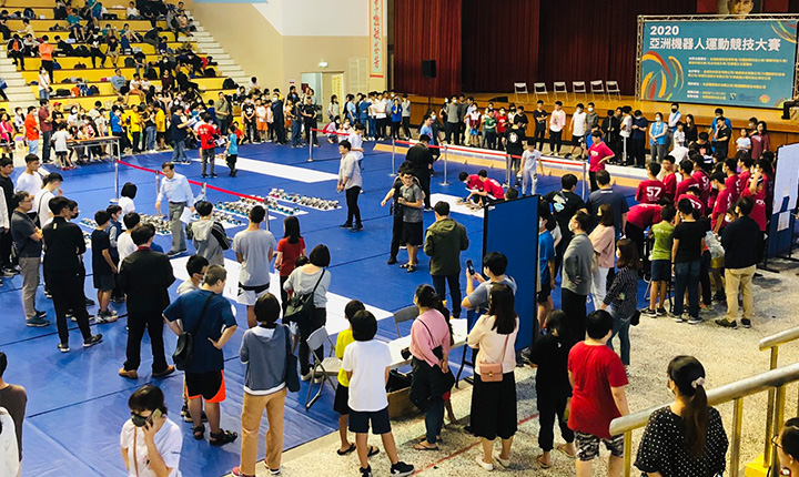 此次競賽共計有597組參賽隊伍,是主辦單位成立32年來最多競賽隊伍的一次,賽況激烈。