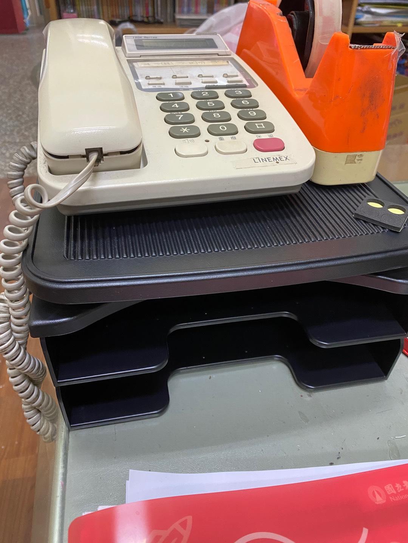 旋轉電話架,